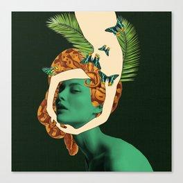Jungle Queen Canvas Print