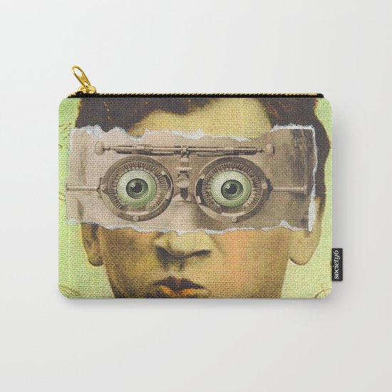 UNCLE CREEPY Carry-All Pouch