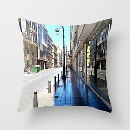 Valencia,Spain Throw Pillow