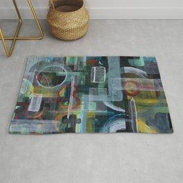 Abstract 1017 Rug
