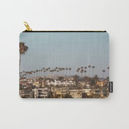 Houses over Newport Harbor  Carry-All Pouch