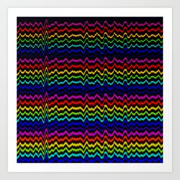 coherence Art Print