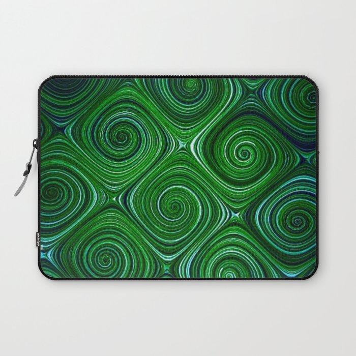 Electric Field Art XLIV Laptop Sleeve