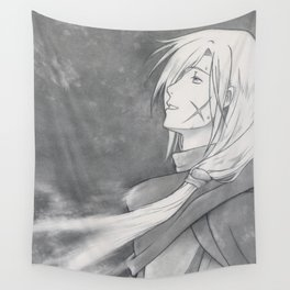 Gremio's Death - Suikoden - Tenei Star [ Only for real NERD ] Wall Tapestry