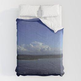 Jamaican Shoreline Comforters