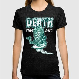 Death From Above (Black) T-shirt