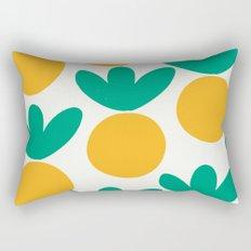 Minimalist Fruit Summer Pattern Rectangular Pillow