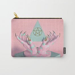 Idle Hands Carry-All Pouch