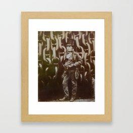 Isambard Kingdom Brunel Framed Art Print