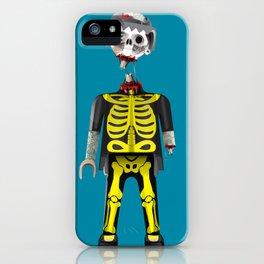 Playmo_Zombie_by LelosLovesYou iPhone Case
