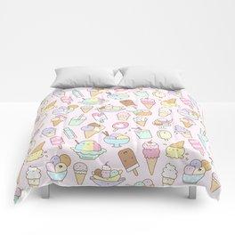 I love Ice Cream Comforters