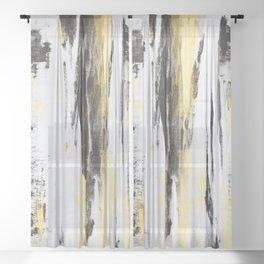 Mythical Birch - 2018 Sheer Curtain