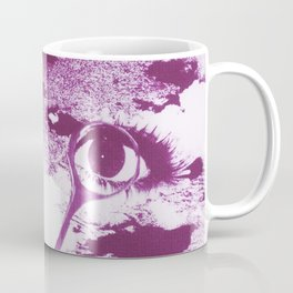 Five Senses IV - Eyes on you Coffee Mug
