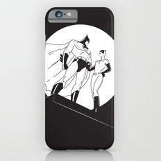 The Night is Dark Slim Case iPhone 6s