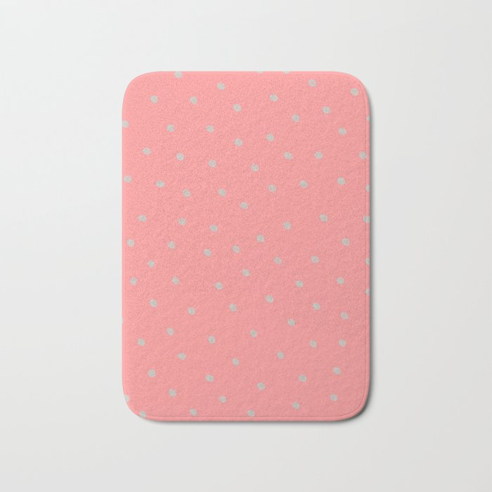 Dot Bath Mat