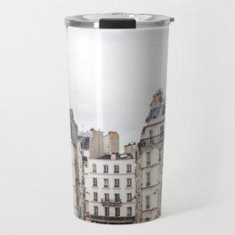 Montmartre View of Paris  Travel Mug
