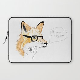 Coffee Shot Stereotypes Laptop Sleeve