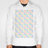 dots Hoodies featuring Dots by Julscela