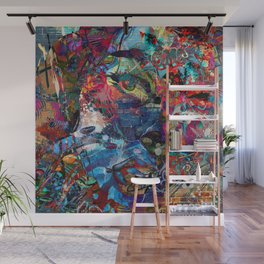 Oh My God Wall Mural