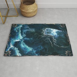 The Call of Cthulhu Rug