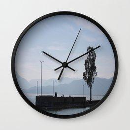 Koycegiz Jetty Wall Clock