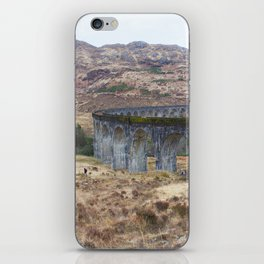 Glenfinnan 6 iPhone Skin