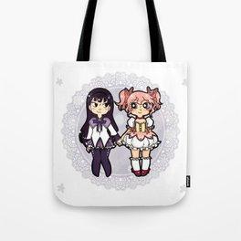 Magic girls Tote Bag