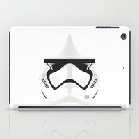 trooper iPad Cases featuring Trooper by Guimov