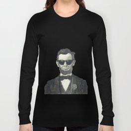 Baberaham Lincoln Long Sleeve T-shirt