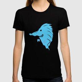 ghost hedgehog  T-shirt