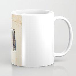 Barcode Evolution Coffee Mug