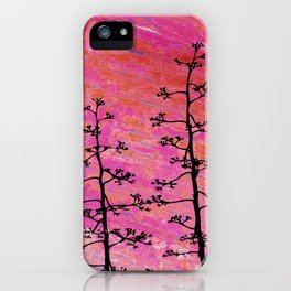 Lunn Series 4 of 4 iPhone Case