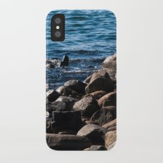 Rocks on the Water Slim Case iPhone X