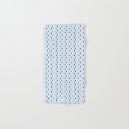 Minimal Squares - Steel Blue Hand & Bath Towel