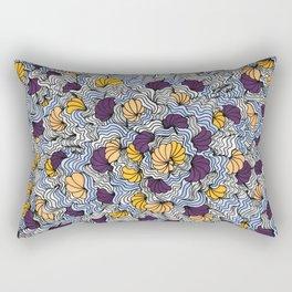 Being a Little Shellfish Rectangular Pillow