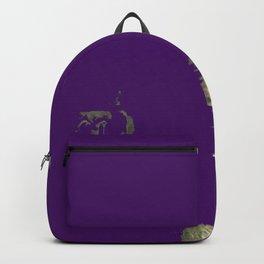 The hidden holy grail Backpack