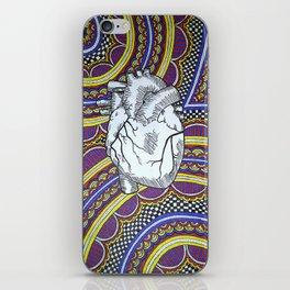 Oh The Heart (Full) iPhone Skin