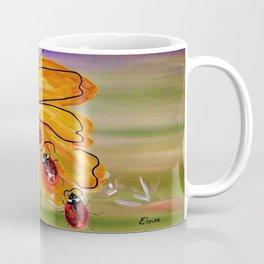 Ladybug Follow the Leader Coffee Mug