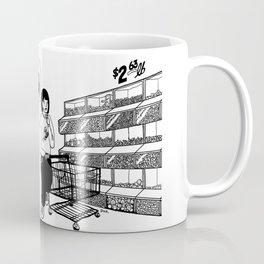 Floating Eyeball Coffee Mug