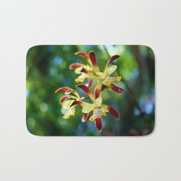 Orchid Bath Mat