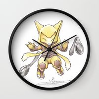 projectrocket Wall Clocks featuring This is no Illusion by Randy C