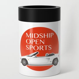 Midship Open Sports Can Cooler