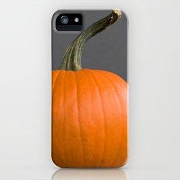 """Sugar Pie"" Pumpkin no. 3 -- Still Life Squashes & Potirons iPhone Case"