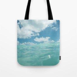 Hawaii Water VII Tote Bag