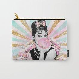 Audrey Hepburn, Pop Princess Carry-All Pouch