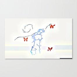 adorable rev Canvas Print
