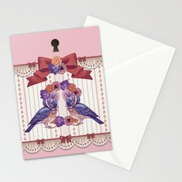 Curiouser Journey Stationery Cards