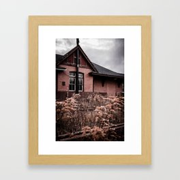 Changing Seasons Framed Art Print