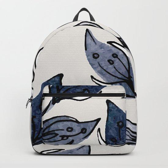 pattern 077 Backpack