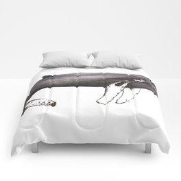 Humpback whale Megaptera Comforters